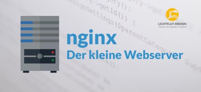 nginx webserver bild