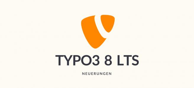 TYPO3 8